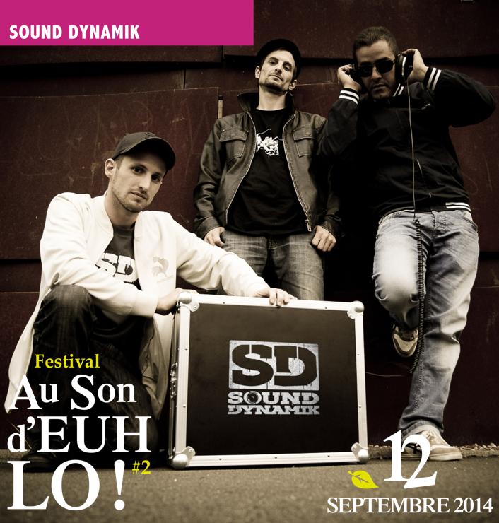 SOUND DYNAMIK - AU SON D'EUH LO ! #2