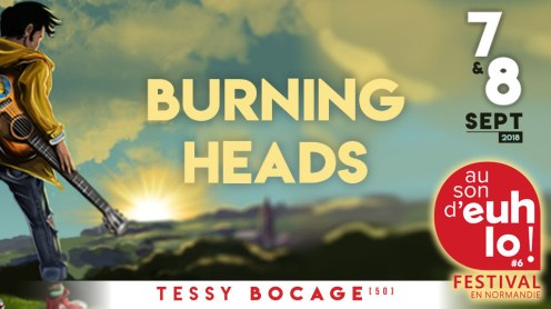 BURNING-HEADS